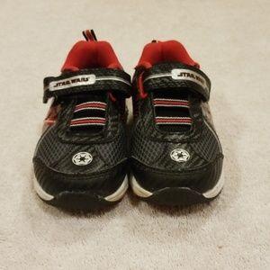 Star wars toddler sneakers
